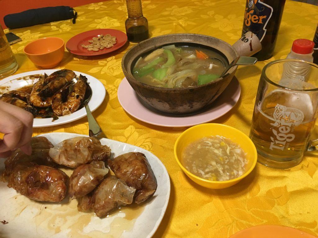 cuisine in Singapore
